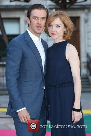 Dan Stevens and Susie Hariet - Royal Academy Summer Preview Party 2015 - Arrivals - London, United Kingdom - Wednesday...