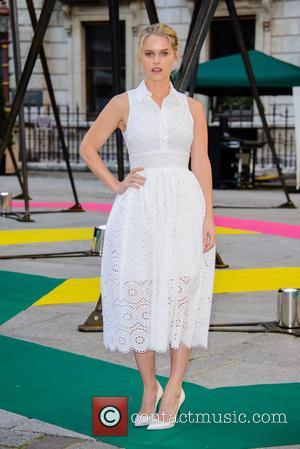 Alice Eve - Royal Academy Summer Preview Party - Arrivals