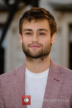 Douglas Booth - Royal Academy Summer Preview Party - Arrivals