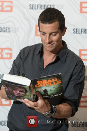 Bear Grylls - Bear Grylls launches his new book 'Ghost Flight' at Selfridges. at Selfridges - London, United Kingdom -...