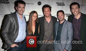 Drew Scott, Jill Rothstein, Josh Rothstein, Jesse Scolaro and Jonathan Scott