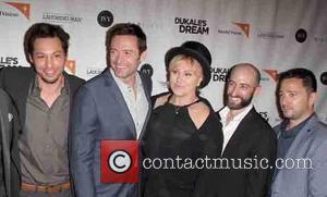 Josh Rothstein, Hugh Jackman, Deborra-lee Furness, David Steingard and Jesse Scolaro