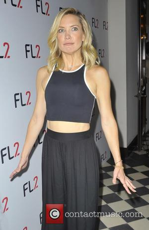 Kate Hudson - FL2 Event With Kate and Oliver Hudson in NYC - NYC, New York, United States - Thursday...