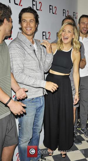 Oliver Hudson and Kate Hudson - FL2 Event With Kate and Oliver Hudson in NYC - NYC, New York, United...