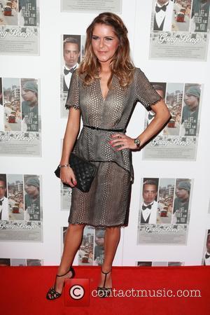 Gemma Oaten - Red carpet arrivals at Going Bongo Film Premiere, Cineworld, Haymarket, London at Cineworld - London, United Kingdom...