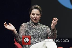 Isabella Rossellini - Isabella Rossellini attends a presentation of the monologue 'Green Porno, Live on Stage' - Madrid, Spain -...
