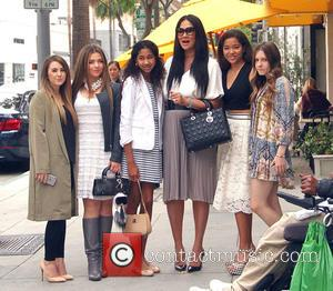Pictures of people celebrity photo gallery - Kimora lee simmons office ...