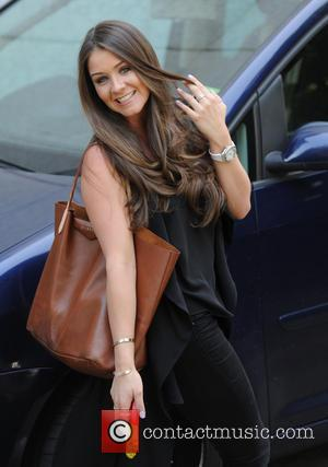 Brooke Vincent - Brooke Vincent leaving the ITV studios on her birthday in London - London, United Kingdom - Thursday...