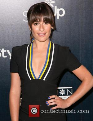 Lea Michele - 12th Annual Inspiration Awards red carpet luncheon at The Beverly Hilton Hotel, to benefit Step Up Women's...