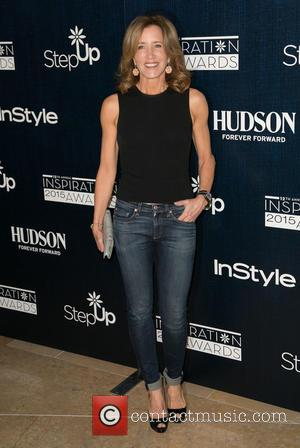 Felicity Huffman - 12th Annual Inspiration Awards red carpet luncheon at The Beverly Hilton Hotel, to benefit Step Up Women's...