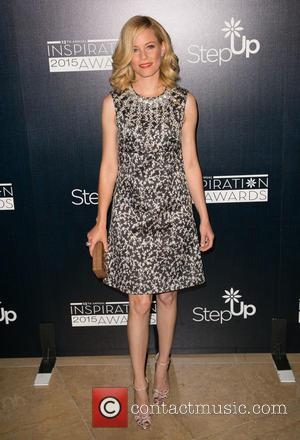 Elizabeth Banks - 12th Annual Inspiration Awards red carpet luncheon at The Beverly Hilton Hotel, to benefit Step Up Women's...