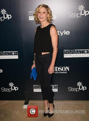 Julie Bowen - 12th Annual Inspiration Awards red carpet luncheon at The Beverly Hilton Hotel, to benefit Step Up Women's...