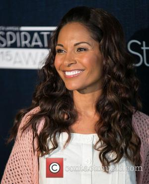 Salli Richardson Whitfield - 12th Annual Inspiration Awards red carpet luncheon at The Beverly Hilton Hotel, to benefit Step Up...