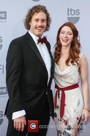 T.j. Miller and Kate Gorney