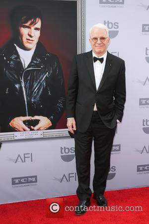 Steve Martin - 43rd AFI Life Achievement Award Honoring Steve Martin at the Dolby Theatre at Dolby Theatre - Los...