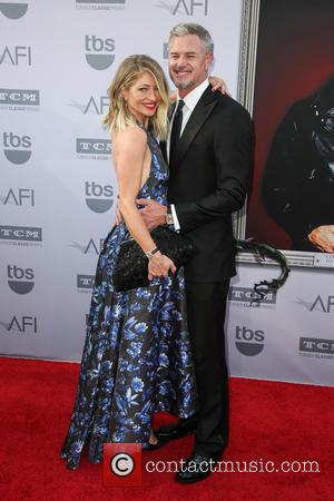 Rebecca Gayheart and Eric Dane - 43rd AFI Life Achievement Award Honoring Steve Martin at the Dolby Theatre at Dolby...