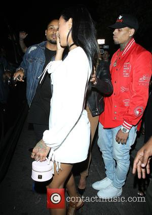 Karrueche Tran Tells Chris Brown To 'Man Up'