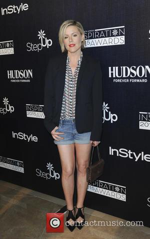 Kathleen Robertson - 12th Annual Inspiration Awards red carpet luncheon at The Beverly Hilton Hotel, to benefit Step Up Women's...
