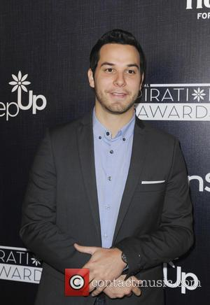 Skylar Astin - 12th Annual Inspiration Awards red carpet luncheon at The Beverly Hilton Hotel, to benefit Step Up Women's...