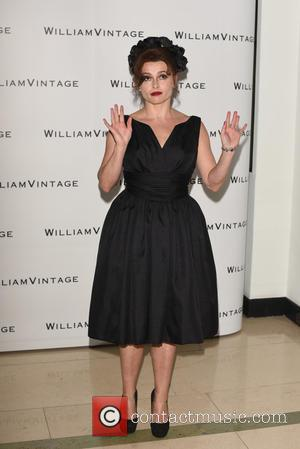 Helena Bonham Carter - WilliamsVintage Summer Party held at Claridges - Arrivals. - London, United Kingdom - Friday 5th June...
