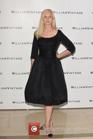 Joely Richardson - WilliamsVintage Summer Party held at Claridges - Arrivals. - London, United Kingdom - Friday 5th June 2015
