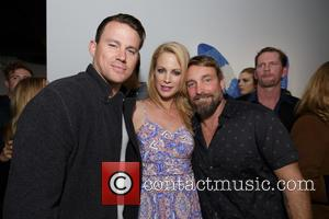 Channing Tatum, Alison Eastwood and Brian Bowen Smith
