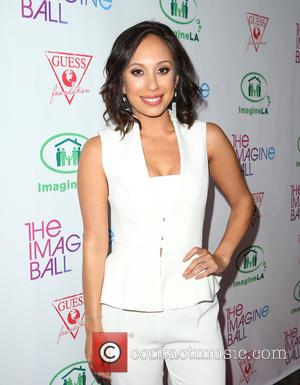 Cheryl Burke - The Imagine Ball held at the House of Blues - Arrivals at House of Blues - West...