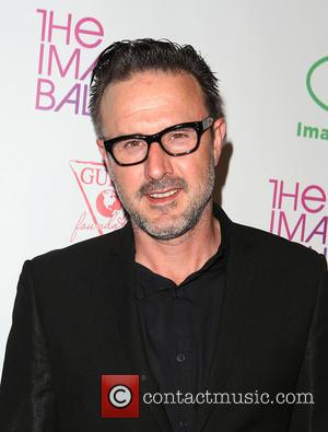 David Arquette - The Imagine Ball held at the House of Blues - Arrivals at House of Blues - West...