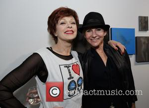 Frances Fisher and Alison Van Pelt