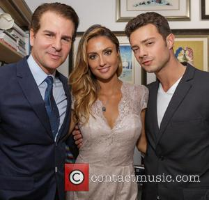 Vincent De Paul, Katie Cleary and Aaron Lee