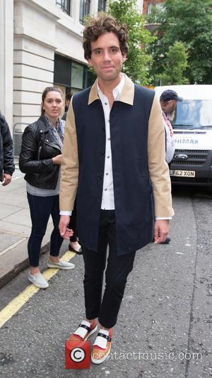 Mika - Mika leaving the BBC Radio 2 studios after appearing as a guest on the Chris Evans Breakfast Show...