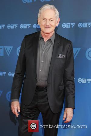 Victor Garber - CTV Upfront 2015 Red Carpet Arrivals at Sony Centre For The Performing Arts in Toronto - Toronto,...
