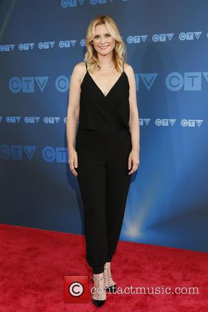 Bonnie Somerville - CTV Upfront 2015 Red Carpet Arrivals at Sony Centre For The Performing Arts in Toronto - Toronto,...