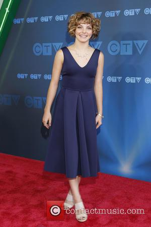 Camren Bicondova - CTV Upfront 2015 Red Carpet Arrivals at Sony Centre For The Performing Arts in Toronto - Toronto,...