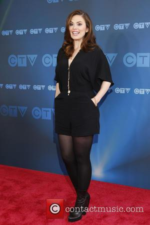 Hayley Atwell - CTV Upfront 2015 Red Carpet Arrivals at Sony Centre For The Performing Arts in Toronto - Toronto,...