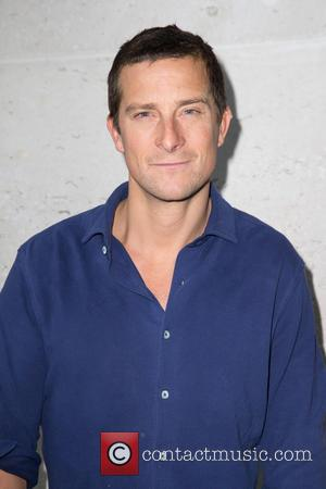 Bear Grylls - Bear Grylls arriving at the BBC Radio 1 studios at BBC Portland Place - London, United Kingdom...