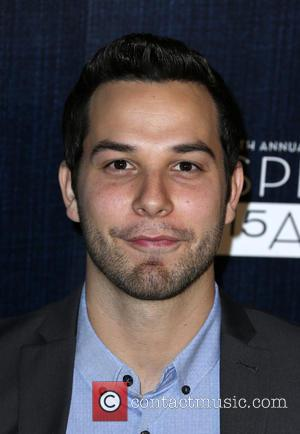 Skylar Astin - Step Up Women's Network 12th Annual Inspiration Awards - Arrivals at The Beverly Hilton Hotel - Beverly...