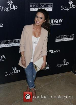 Lacey Chabert - Step Up Women's Network 12th Annual Inspiration Awards - Arrivals at The Beverly Hilton Hotel - Beverly...