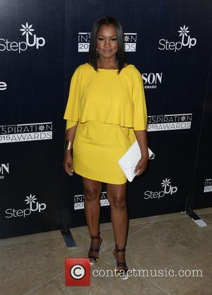 Garcelle Beauvais - Step Up Women's Network 12th Annual Inspiration Awards - Arrivals at The Beverly Hilton Hotel - Beverly...