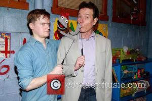 Steven Boyer and Bryan Cranston