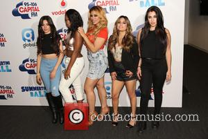 Fifth Harmony - Capital FM Summertime Ball - Arrivals - London, United Kingdom - Saturday 6th June 2015