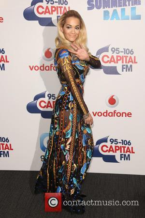 Rita Ora - Capital FM Summertime Ball - Arrivals - London, United Kingdom - Saturday 6th June 2015
