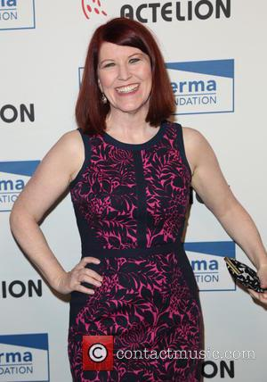 Kate Flannery - 'Cool Comedy - Hot Cuisine' benefit at the Beverly Wilshire Four Seasons Hotel - Arrivals - Los...