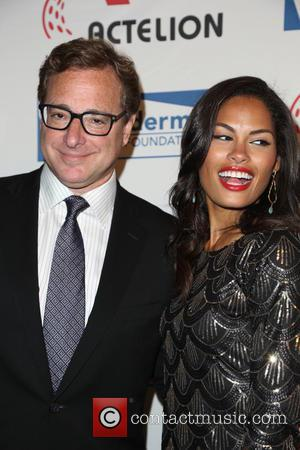 Bob Saget - 'Cool Comedy - Hot Cuisine' benefit at the Beverly Wilshire Four Seasons Hotel - Arrivals - Los...
