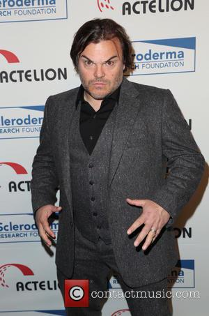 Jack Black - 'Cool Comedy - Hot Cuisine' benefit at the Beverly Wilshire Four Seasons Hotel - Arrivals - Los...