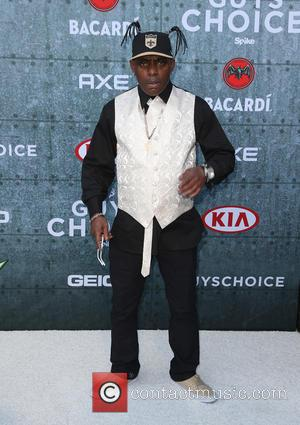 Coolio - Spike TV's Guys Choice 2015 at Sony Pictures Studios - Arrivals at Sony Studios - Los Angeles, California,...