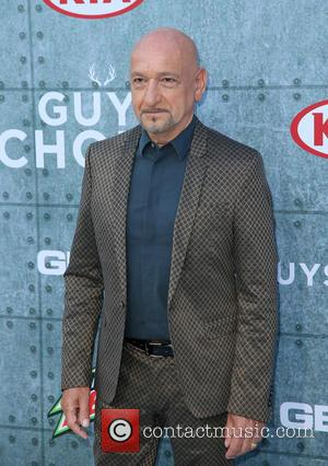 Sir Ben Kingsley - Spike TV's Guys Choice 2015 at Sony Pictures Studios - Arrivals at Sony Studios - Los...