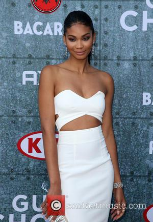 Chanel Iman - Spike TV's Guys Choice 2015 at Sony Pictures Studios - Arrivals at Sony Studios - Los Angeles,...