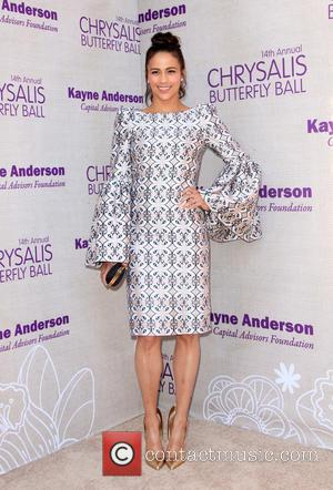 Paula Patton - 14th Annual Chrysalis Butterfly Ball held at a private residence in the Brentwood County Estates. at Chrysalis...