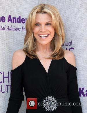 Vanna White - 14th Annual Chrysalis Butterfly Ball held at a private residence in the Brentwood County Estates. at Chrysalis...